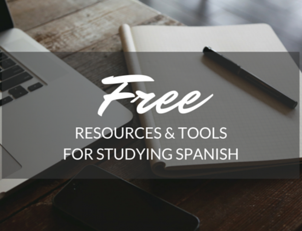 Free Websites And Apps to Learn and Study Spanish