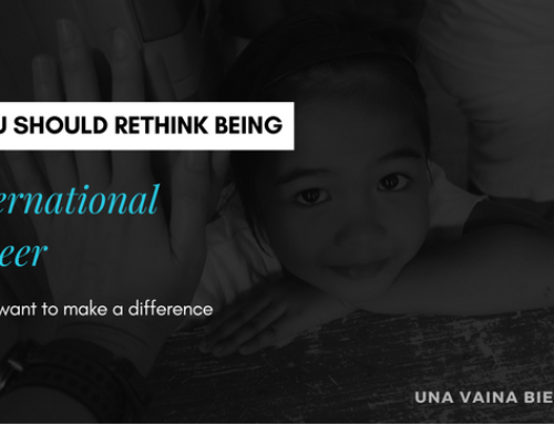 Why You Should Rethink Being an International Volunteer