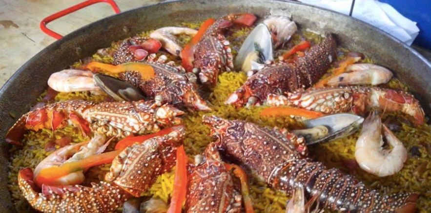 best seafood in cabarete