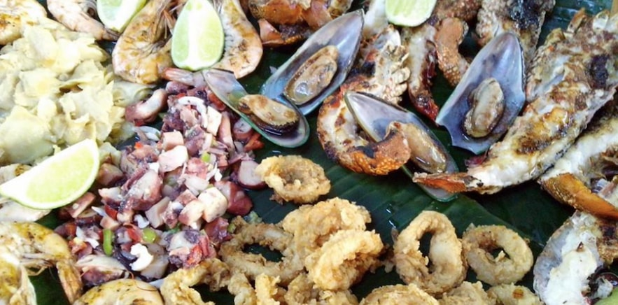best seafood restaurant in cabarete